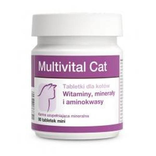 Multivital Cat minerals, vitamins and amino acids-Whiskers Nation