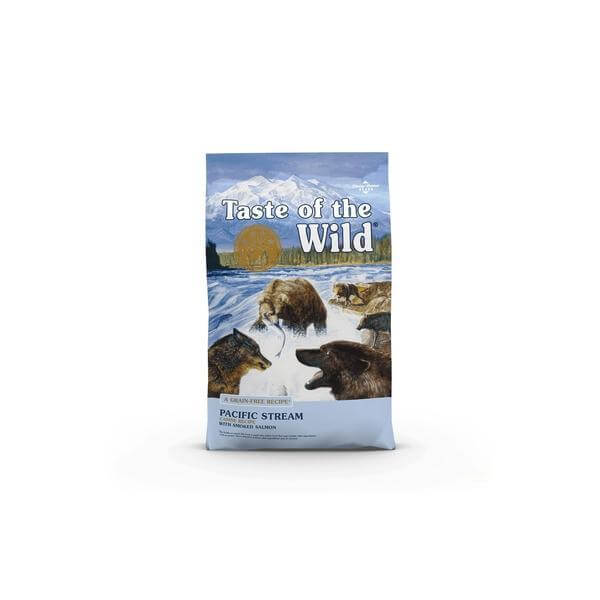 Pacific Stream Canine Recipe 12.7-Taste of the wild-Whiskers Nation