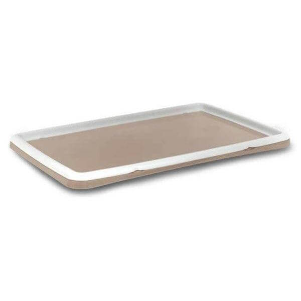 Pad Tray Gastone Large size for dogs-MP Bergamo-Whiskers Nation