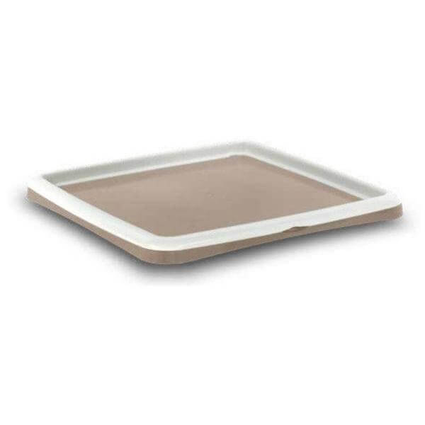 Pad Tray Gastone Medium size for dogs-MP Bergamo-Whiskers Nation