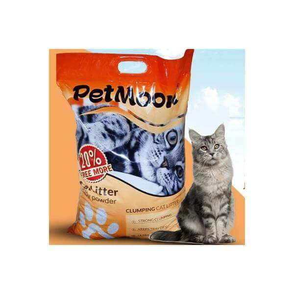 PetMoon Cat litter Baby powder 12L-Cats litter-Whiskers Nation