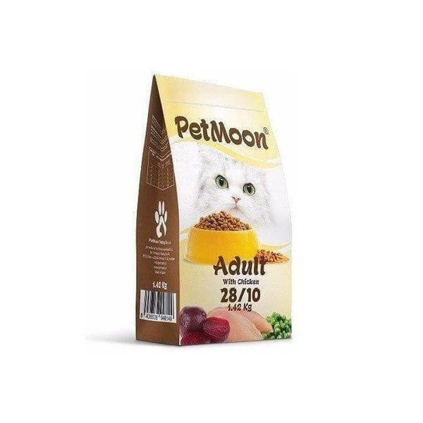 PetMoon Chicken 1.42 Kg-Petmoon-Whiskers Nation