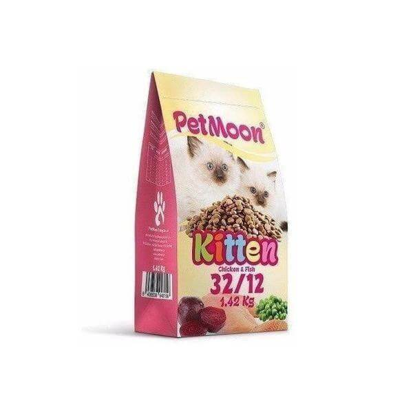 PetMoon Kitten 1.42 Kg-Petmoon-Whiskers Nation