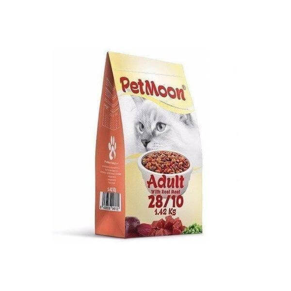 PetMoon Meat 1.42 Kg-Petmoon-Whiskers Nation