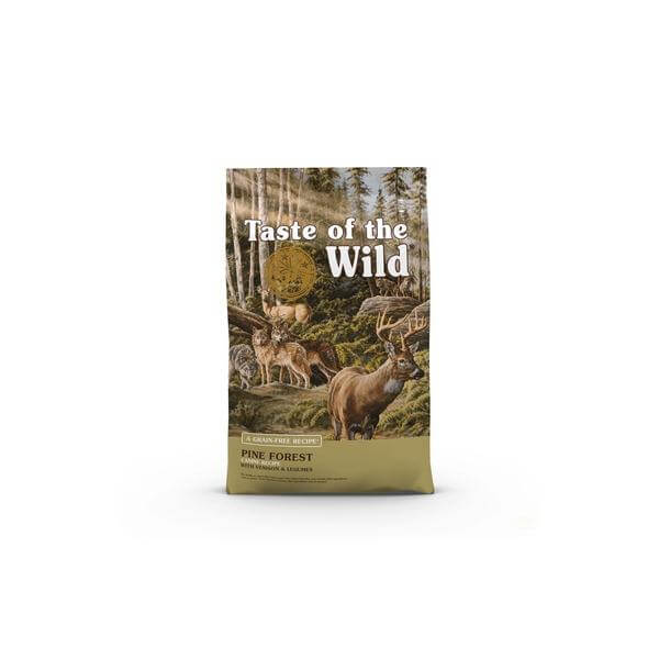 Pine Forest Canine Recipe 2.27 KG-Taste of the wild-Whiskers Nation