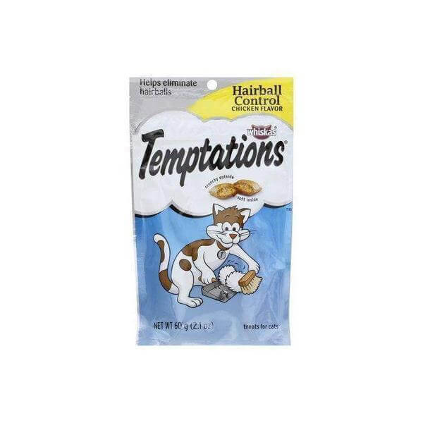 Temptations- Chicken Hairball Control-Temptations-Whiskers Nation
