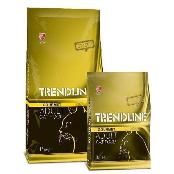 Trendline Gourmet Adult Cat Food- 15 kg-Cats food-Whiskers Nation