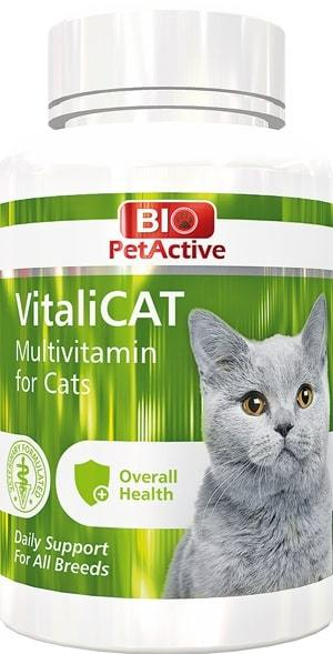 VitaliCAT Multivitamin Tablet for Cats-Treats-Whiskers Nation