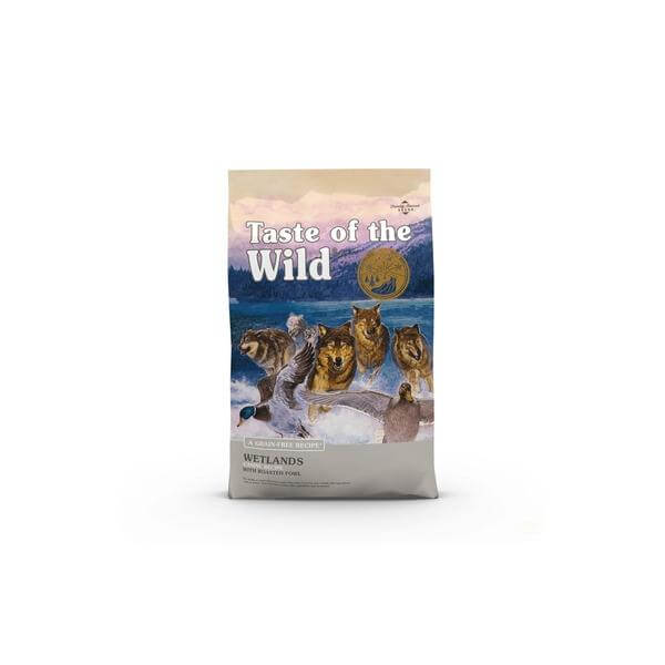 Wetlands Canine Recipe 2.2 KG-Taste of the wild-Whiskers Nation