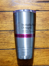 Load image into Gallery viewer, Personalized Polar Camel Vacuum Insulated Tumbler w/Lid
