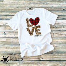 Load image into Gallery viewer, Valentine's Granny Life Shirt