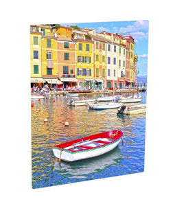 ChromaLuxe Gloss Aluminum Photo Panel