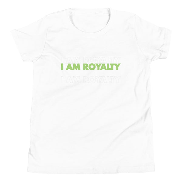 IAM Royalty Youth T-Shirt - Green
