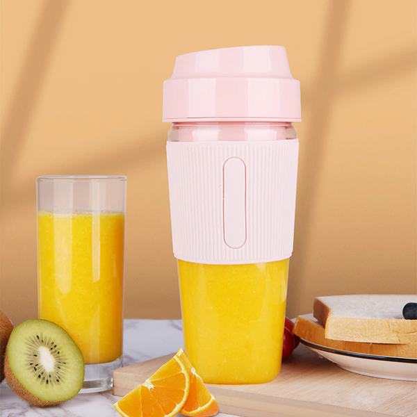 RECHARGEABLE USB JUICER BLENDER