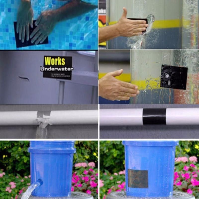 Waterproof FlexTape (2 Pieces) - (Automatic 150Rs Off on Checkout)
