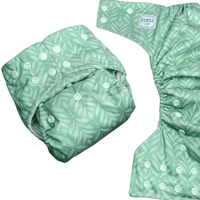 MINT DROP POCKET-ALL-IN-2 HYBRID-groovykidsco.