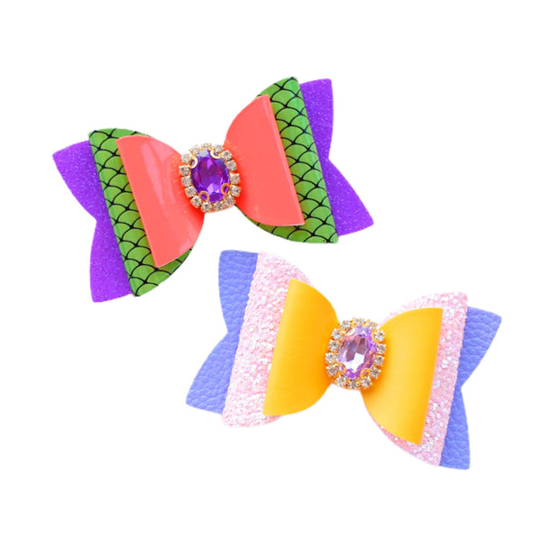 Princess Bow Set-groovykidsco.