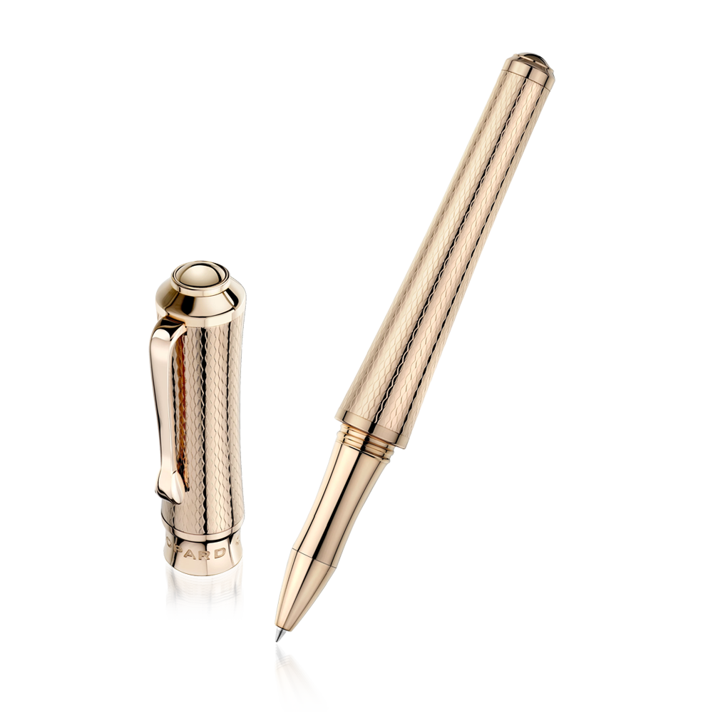 Caneta Rollerball Chopard Impero Grain Dorge Decor