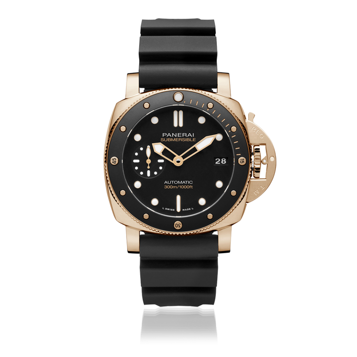 Panerai Submersible Goldtech™ Orocarbo - 42mm