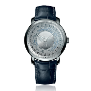 Vacheron Constantin Patrimony Traditionnelle World Time Excellence Platina