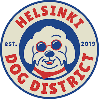 Helsinki Dog District logo