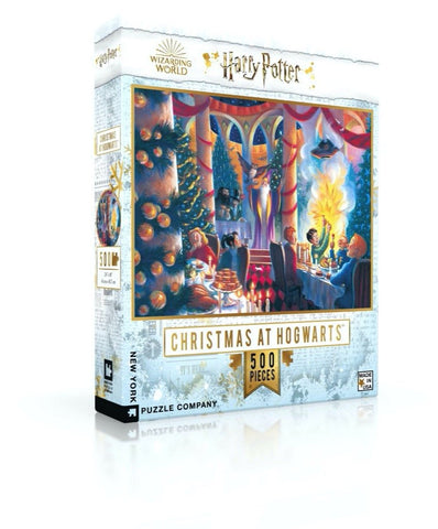 Christmas at Hogwarts 500pc