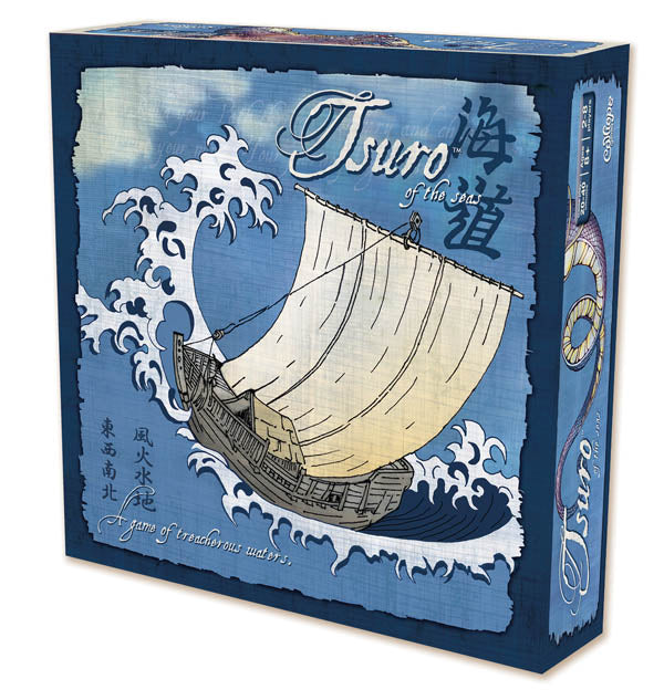 Tsuro of the Seas (stand alone)
