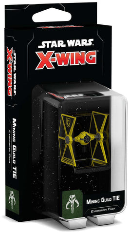 Star Wars: X-Wing 2nd Edition - Mining Guild TIE