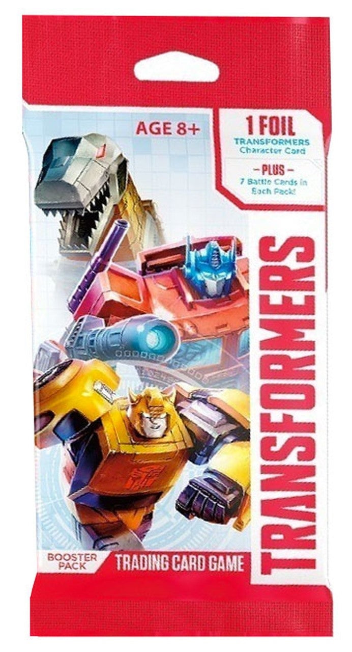 Transformers: TCG - Booster Pack