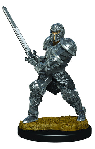 Icons of the Realms: Premium Figures - Human Male Fighter