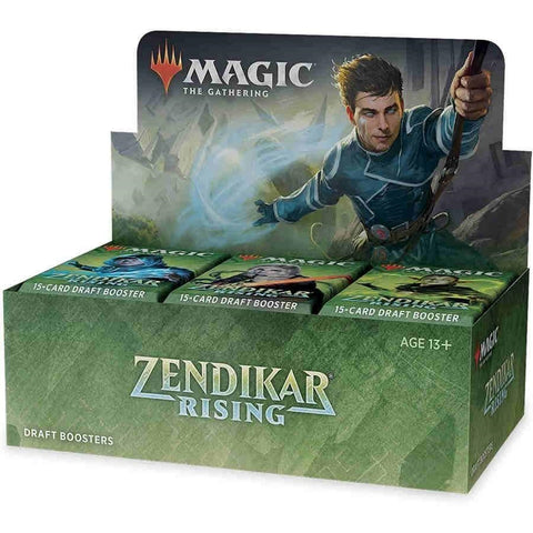 Magic: the Gathering - Zendikar Rising - Draft Booster Display (36)