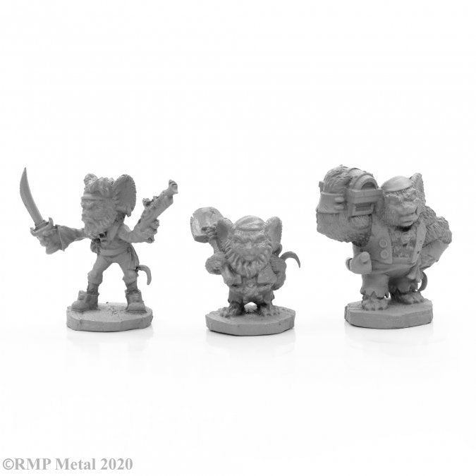 Dark Heaven - Pirate Mousling Crew
