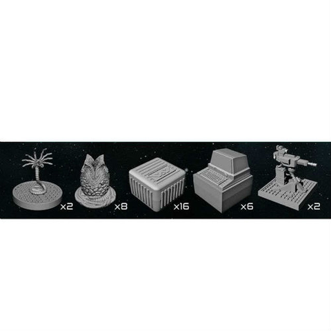 Aliens - 3D Gaming Set Expansion