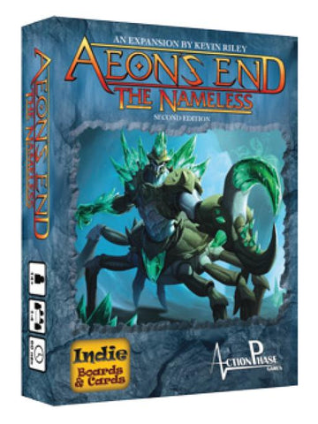 Aeon's End: Deck-Building Game - The Nameless (Second Edition)
