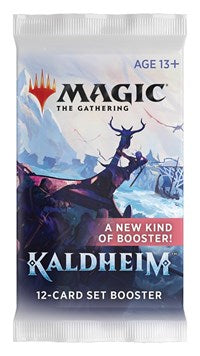 Magic: the Gathering - Kaldheim - Set Booster Pack