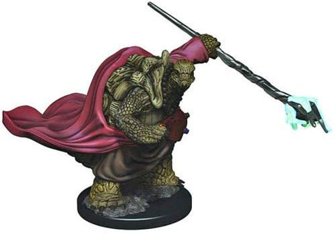 Icons of the Realms: Premium Figures - Tortle Male Monk