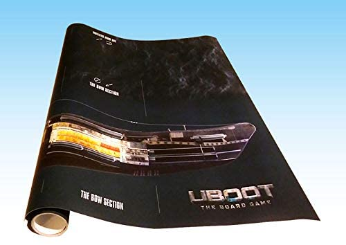 U-Boot - Latex Giant Playing Mat