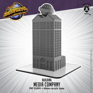 Monsterpocalypse - Media Company