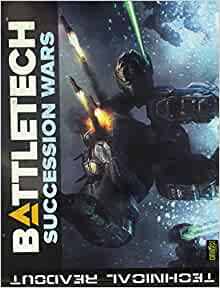 BattleTech - Technical Readout: Succession Wars