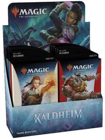 Magic: the Gathering - Kaldheim - Theme Booster Display (12)