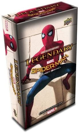 Legendary Deck-Building Game: Marvel - Spider-Man Homecoming
