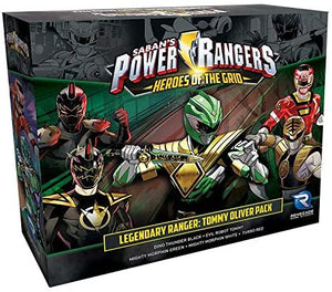 Power Rangers: Heroes of the Grid - Legendary Ranger Tommy Oliver Pack