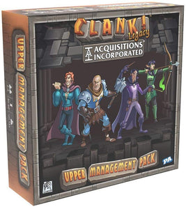 Clank!: Legacy: Acquisitions Incorporated - Upper Management Pack