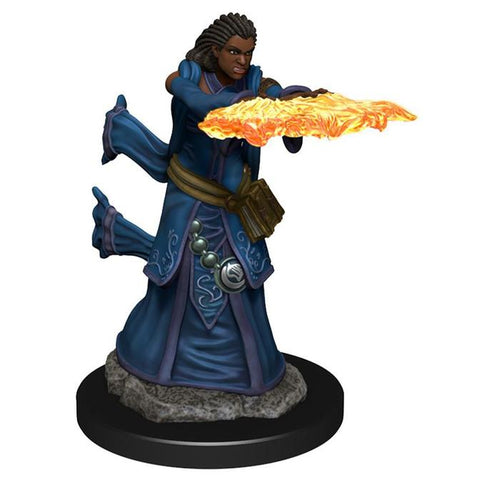 Icons of the Realms: Premium Figures - Human Wizard Female