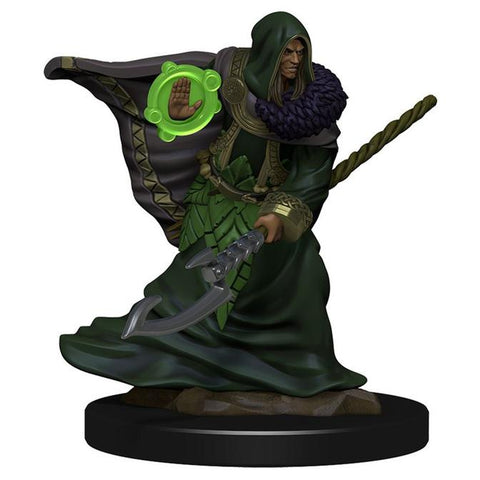 Icons of the Realms: Premium Figures - Elf Druid Male