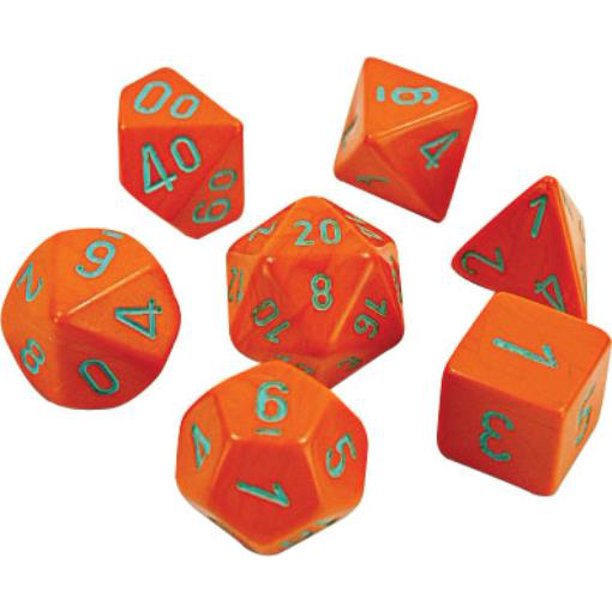 Heavy: Poly - Orange/Turquoise (7)