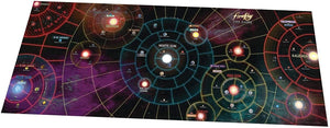 Firefly: The Game - The Whole Damn 'Verse Vinyl Game Mat 50in x 20in