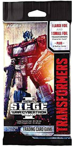 Transformers: TCG - War for Cybertron: Siege - Booster Pack