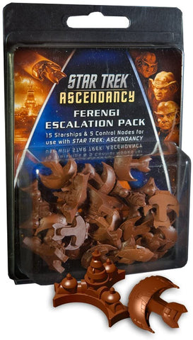 Star Trek: Ascendancy - Ferengi Ship Pack (12)