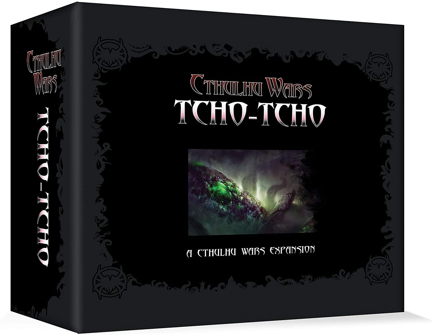 Cthulhu Wars - Tcho-Tchos Faction